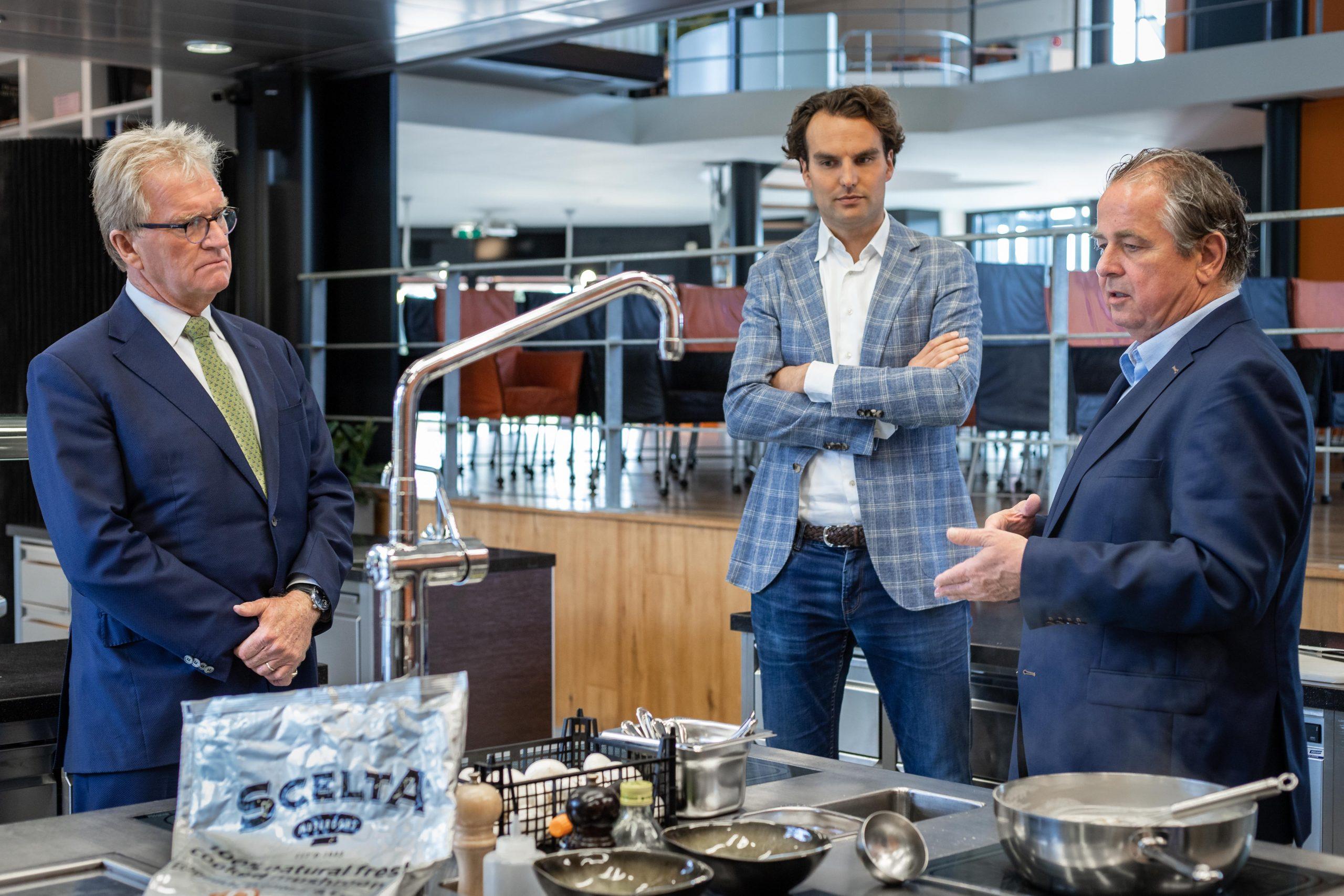 Hoe Scelta Mushrooms en de LWV innovatie in Limburg op de kaart zetten